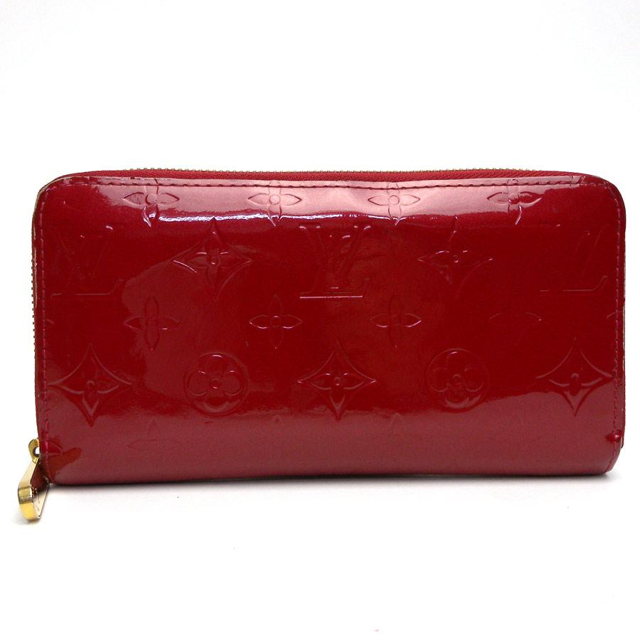 ルイヴィトン 財布 推定ポムダムール パテントレザー LOUIS VUITTON -TKY16415