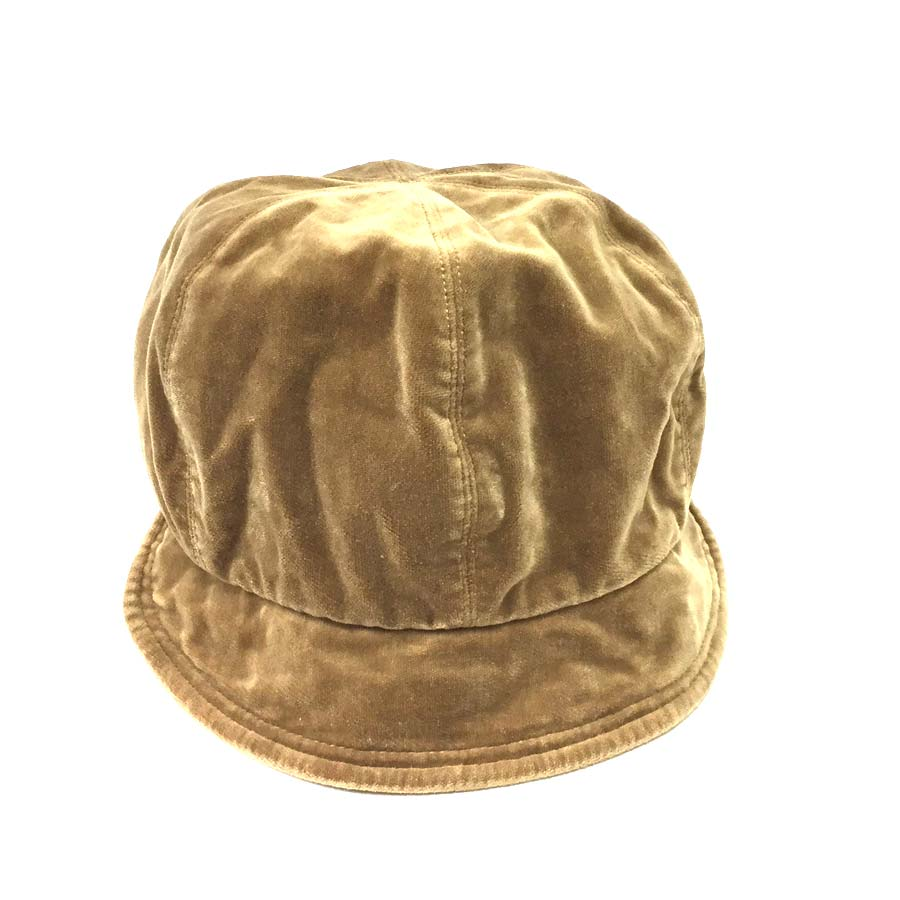 バーバリー 帽子 ブラウン 綿xポリエステル BURBERRY -TKY42113